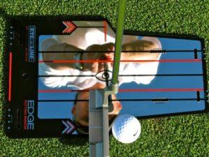 Eyeline Golf Edge donnant Miroir