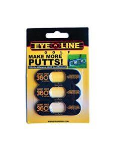 EYELINE GOLF SWEET SPOT 360 PUTTING PRACTICE AID [Sports]