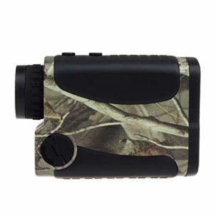 Golf Range Finder 1000 yards (914,4 m) – Eyoyo Télémètre Imperméable 6 x Golfscope Scope Jumelles Camouflage