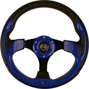 Gtw Rally Golf Cart volant et Adapter–choisissez parmi 5couleurs