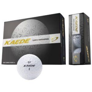 KAEDE golf ball 1 dozen white