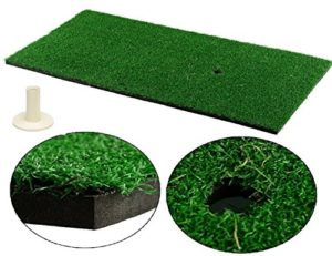 LL-Golf® Tapis de Golf 60 x 30 cm /exercice d'entraînement / practice driving mat
