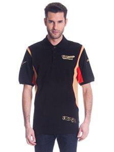 Lotus F1 Mens Kimi Raikkonen Lifestyle Polo L