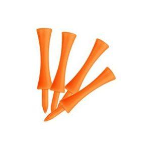 Ma-on env. 50pcs Plastique durable Grande Château de limite de golf tees Outil Accessoires (couleur aléatoire)