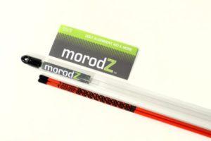 Morodz alignmentsticks argyle ausrichtungsstäbe golf orange