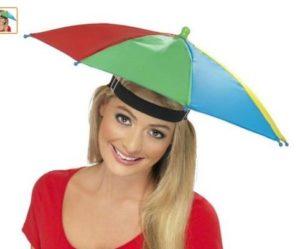 Mttheaw Golf Pêche Camping fantaisie Headwear Casquette Chapeau parapluie Multicolors