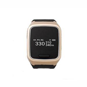 My Caddy WT Doré GPS de golf Range Finder montre de golf Gold Edition