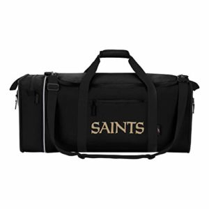 NFL Voler Duffel, noir, Measures 28-inches in Length, 11-inches in Width and 12-inches in Height