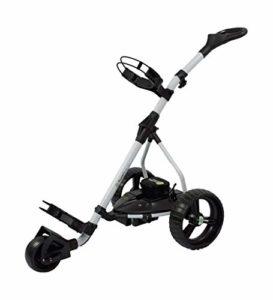 Powerbug GT Plus Lithium chariot de golf, blanc