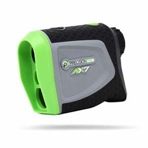 Précision Pro Golf NX7 Laser – Télémètre pour le Golf précis jusqu'à 400 Yards (365,76 Mètres) – Accessoire ou Cadeau Parfait pour le Golf