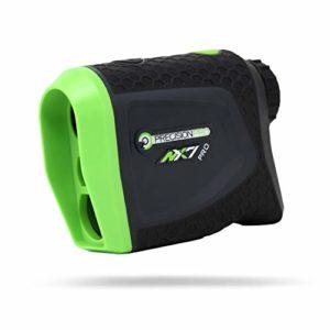 Précision Pro Golf NX7 Pro Laser – Télémètre pour le Golf avec Fonction Pente et Sans Pente – – Accessoire ou Cadeau Parfait pour le Golf