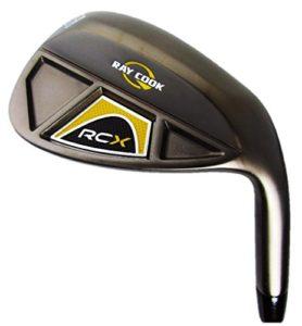 Ray Cook RCX Nickel Noir Golf Wedge 56° ou 60degrés pour droitier