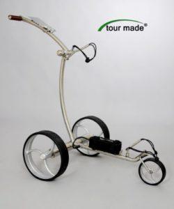 RT – 710LI lithium chariot en acier inoxydable électro-poli Argenté Argent
