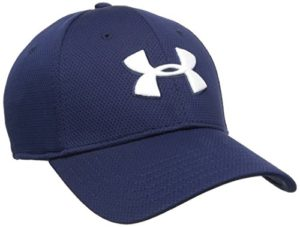 Under Armour Blitzing II Casquette Homme Midnight Navy FR : L-XL (Taille Fabricant : L/XL)
