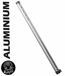Aluminium–Z3235Tube pour 23Balles de golf–Clikka Tube | pour un einsammel des balles de golf sur le übungsgrün sans se pencher | orignal fabrikat Quilla Golf