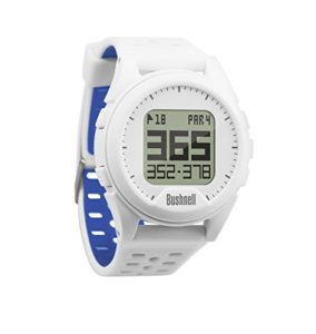 Bushnell Neo ION Golf Watch blanc/bleu