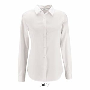 Chemise Brody Femme Blanc – blanc – 2XL