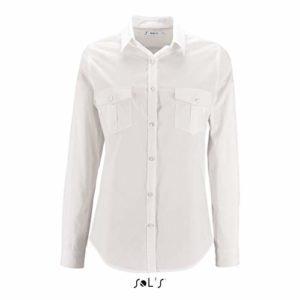 Chemise Burma Femme Blanc – blanc – M