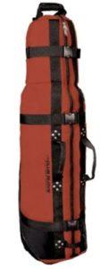 Club Glove Burst Proof with wheels II Travelbag Clay – Sac de voyage roulante golf