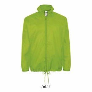Coupe-Vent Shift Lime – 3XL