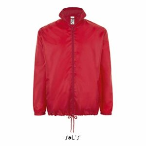Coupe-Vent Shift Rouge – rouge – M