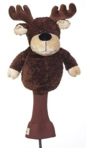 Creative Covers for Golf Murphy the Moose Golf Club Head Cover by Creative Covers for Golf