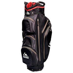 Longridge Sac Chariot Executive Golf Noir/Argent