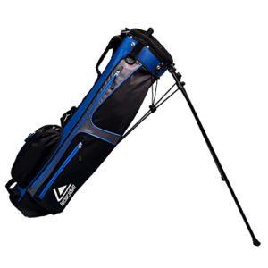 Longridge Sac Weekend Trepied Leger Golf Marine/Argent 6″