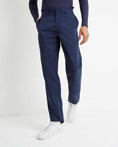 Lyle & Scott Hommes Forres Tech Pantalon pour homme XL Z05 Navy