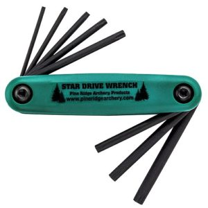 Pine Ridge Star Drive Wrench Set