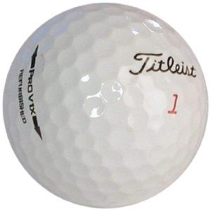Replay Golf Titleist Prov1/1x ( R ) Pack de 12 balles de golf Blanc
