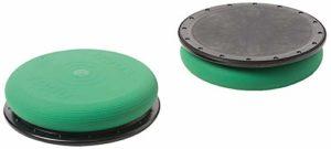 Togu Dynair Pro Golf Trainer Balance (Pack de 2)-Vert/Noir