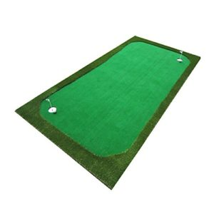 TT Pratique de golf Tapis de pratique d'intérieur et extérieur de pratique de couverture de bureau de couverture de pratique ( taille : 150cm*300cm )