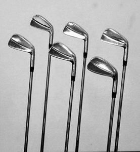 WalkGolf Blade 2800Fer moi/harmonised Set, Monsieur Clubs de Golf qualité–pour les golfeurs Golf ou de microphones handicaps 0à 10pour droitier