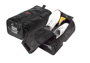 25 Golf sac à chaussures intégré avec votre wUNSCHDRUCK 25 golf en nylon sac à chaussures intégré