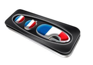 Asbri Golf Pitchmaster Relève-pitch et clip capuchon dans un coffret cadeau en métal France