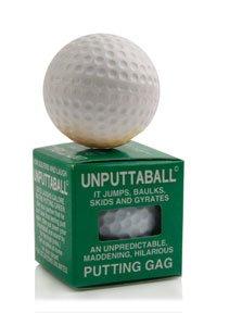 Blague balle de Golf-Unputtaball