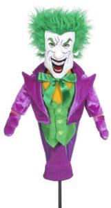 Creative couvertures pour tête de golf le Joker Golf Coque