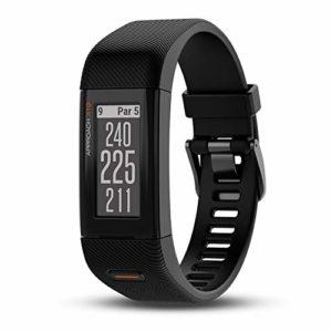 Garmin Approach X10 – Bracelet GPS de Golf – Taille S/M – Noir