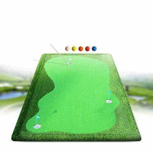 Golf indoor putting pad ball