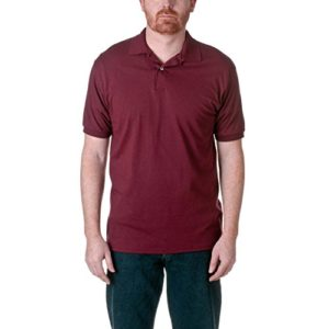 Hanes – Polo – Manches Courtes – Homme