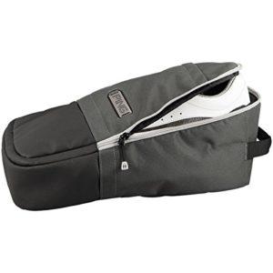 Ping Shoe Bag, Black by Ping