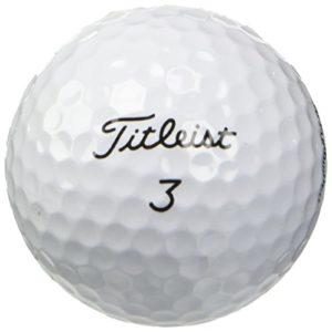 Replay Golf Titleist Prov1 12 Balle de golf Noir