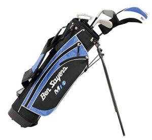 Ben Sayers G6390 Set de Golf Mixte Enfant, Bleu, Age 5 to 8