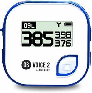 GolfBuddy GPS vocal
