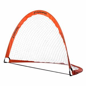 Champro Collapsible Goal (Orange, 6 x 4-Feet) by Champro