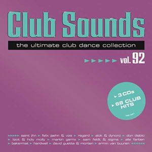 Club Sounds,Vol.92 [Import Allemand]