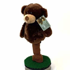 Creative Covers for Golf Backspin the Bear Golf Club Head Cover by Creative Covers
