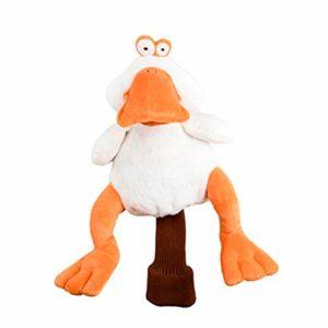 Daphne's Duck Couvre-tête pour conducteur Multicolore Taille Unique
