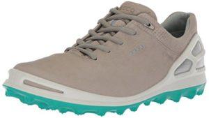 ECCO 125003 Chaussures de Golf pour Femme Gris (Gris 50995) 39 EU